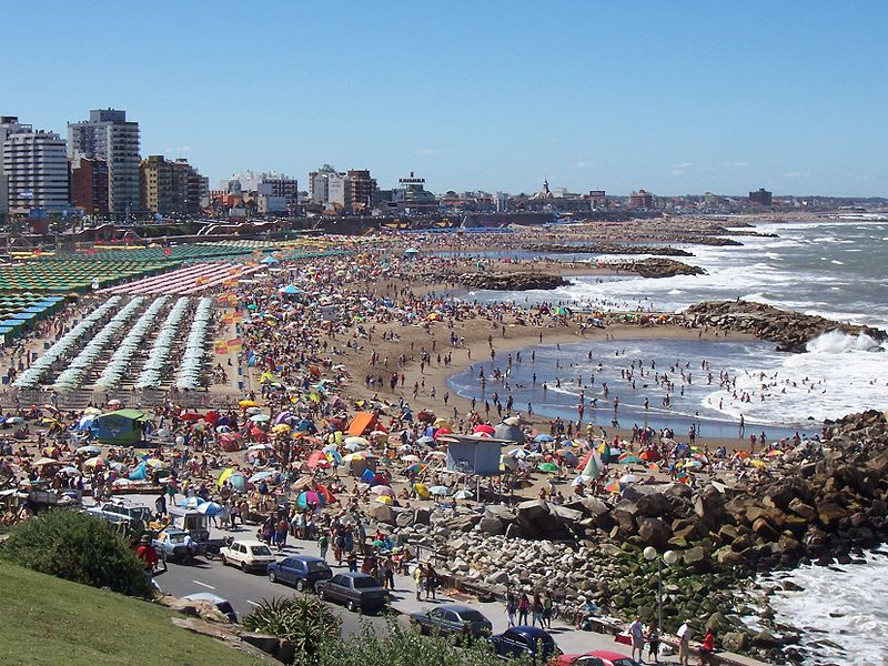 El segundo destino turístico más famoso de Argentina: Mar del Plata