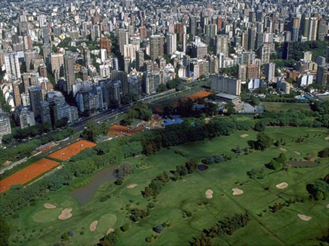 Golf turístico en Buenos Aires
