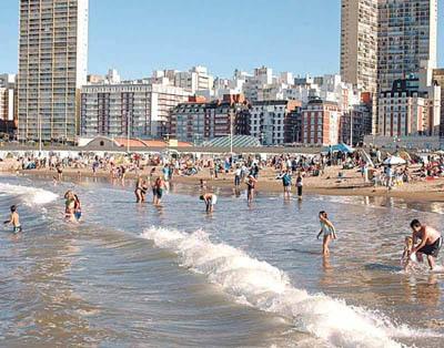 Las playas de Buenos Aires favoritas para pasar unos días de verano.