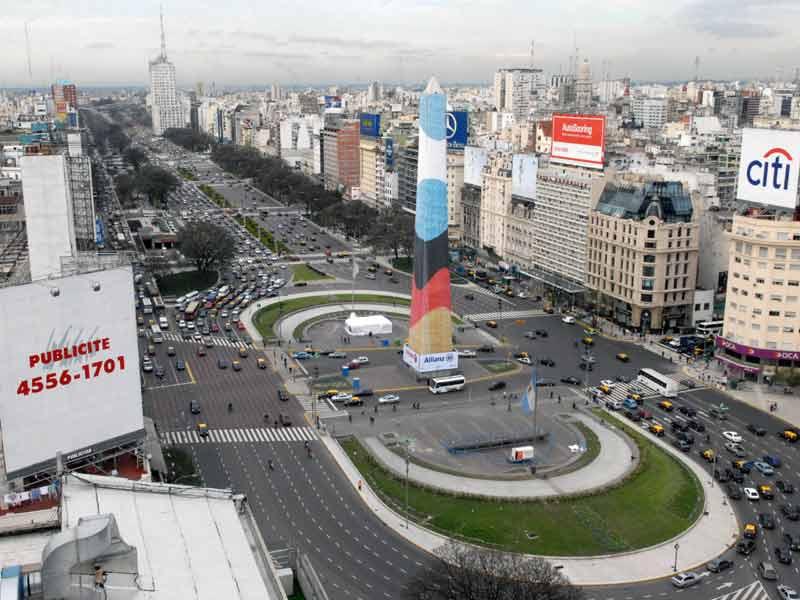 Vuelos Barcelona Buenos Aires
