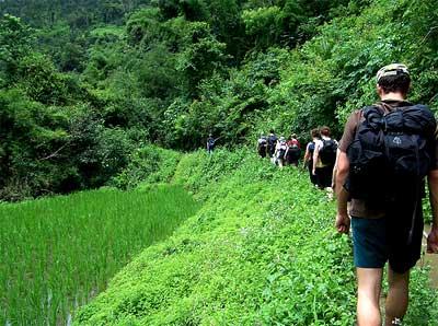 Turismo Aventura: Trekking y Caminatas