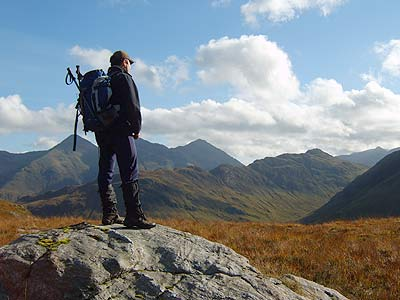Turismo Aventura: disfruta de la paz y tranquilidad que te ofrece el trekking.