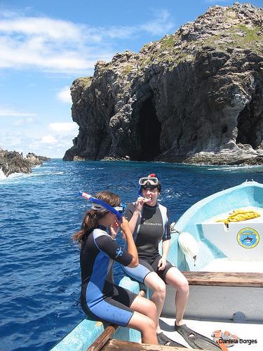 Turismo Aventura: el Buceo y Snorkel son dos grandes opciones.
