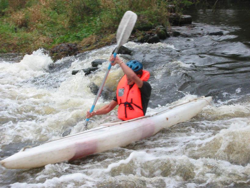 Kayak o Canotaje - Turismo Aventura y Alternativo en Argentina