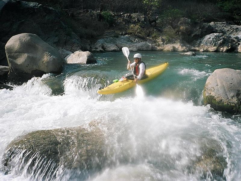 Kayak o Canotaje - Turismo Aventura y Alternativo en Buenos Aires