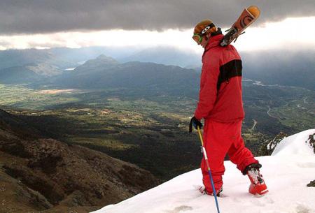 Lugares para esquiar  en Argentina