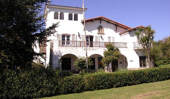 Museo De Mitre: Vista de Afuera.