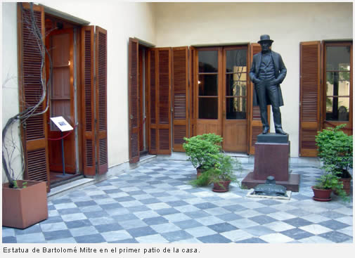Museo De Mitre: Vista De Adentro.